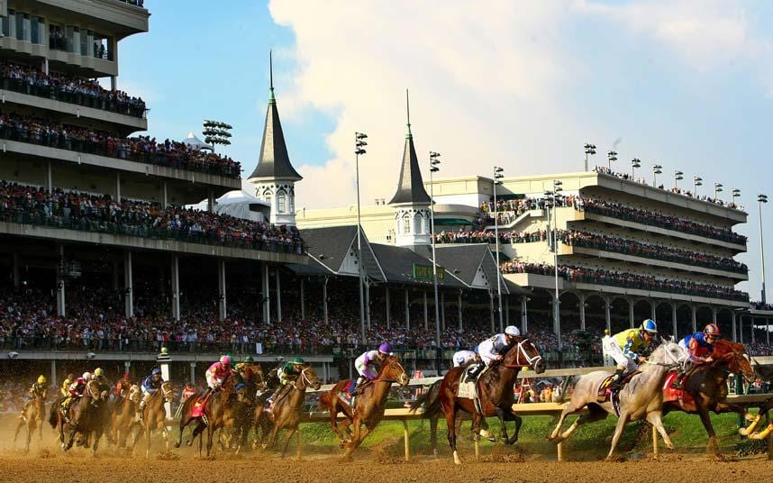 Shady Pines Has Derby Fever