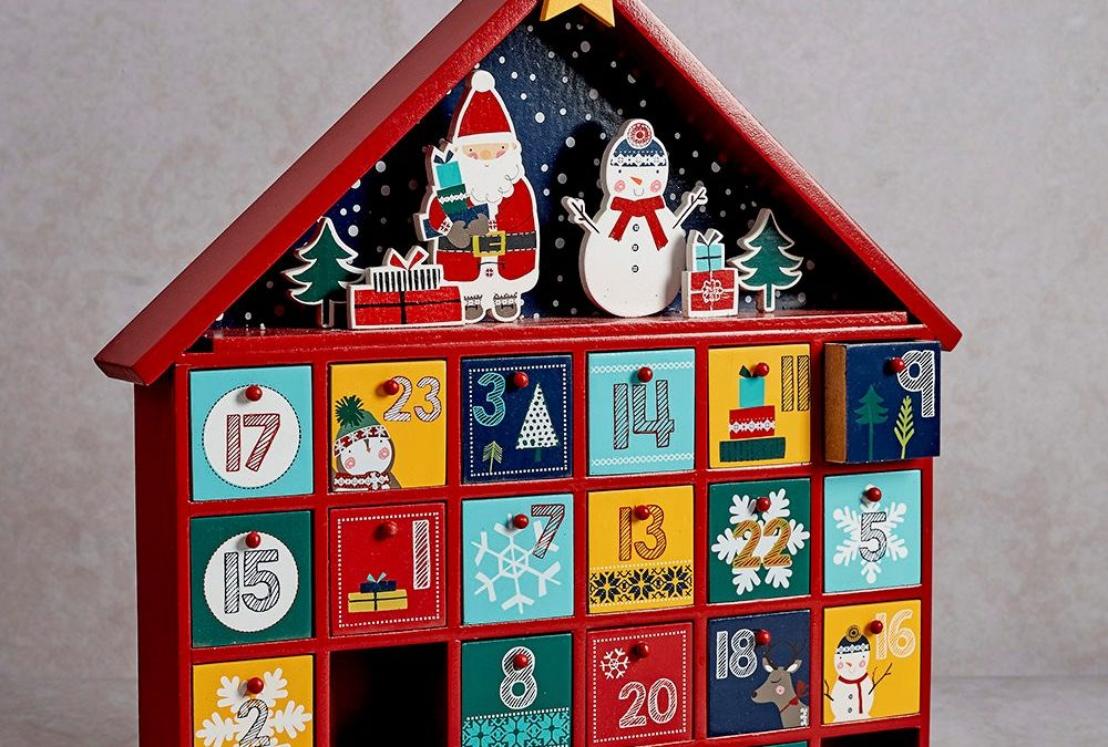 What's Up with Advent Calendars?