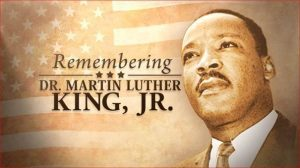 Martin Luther King Day – Just In Time!