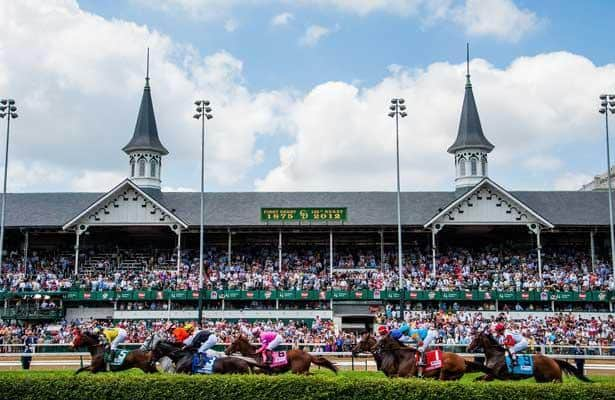 The Kentucky Oaks & Derby have Shady Pines Buzzing
