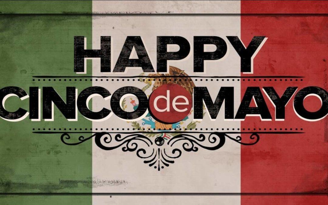 It's Cinco De Mayo Y'all!