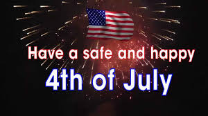 This Fourth of July – Safety First