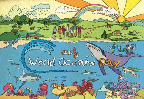 Celebrate World Oceans Day 2021